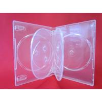 Buy cheap 22mm multi dvd case clear from wholesalers