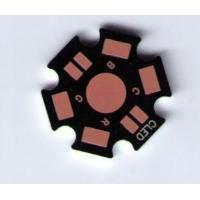Buy cheap Flash Gold Metal Core Pcb Components Assembly / Electronic Led Pcb Rohs from wholesalers