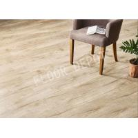 China Stone Plastic Composie Flooring Click Lcok , SPC Waterproof Flooring Fireproof on sale