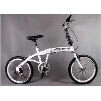 China Good quality 20'inch folding bike with steel frame from foldable bicycle factory factory