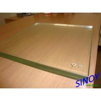 China Facstory Storage Laminated Glass For Indoor Building Construction factory