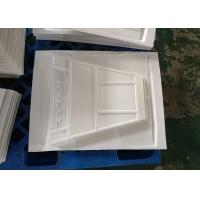 Quality thermoplastic vacuum forming Cars Plastic Mudguard Smooth Surface finishing for sale