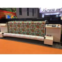 Buy cheap Industrial Fabric Plotter Large Format Speed 37 To 120sqm / Hour Fast Heating from Wholesalers