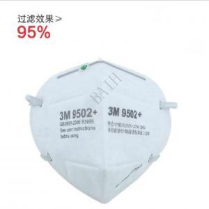 China Dustproof Antivirus 9502 9502v 9501 9501v 3M Dust Mask factory