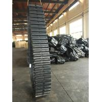 China ISO9001 Approval Custom Agricultural Rubber Tracks 320*90*56 For Yanmar C30r. 1 factory
