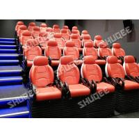 China Funny Adventure Motion Electric Mobile 5D Cinema For Street Shop factory