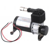 China Black And Silver Air Ride Engine Driven Compressor With Fast Pump Function Air Tank factory