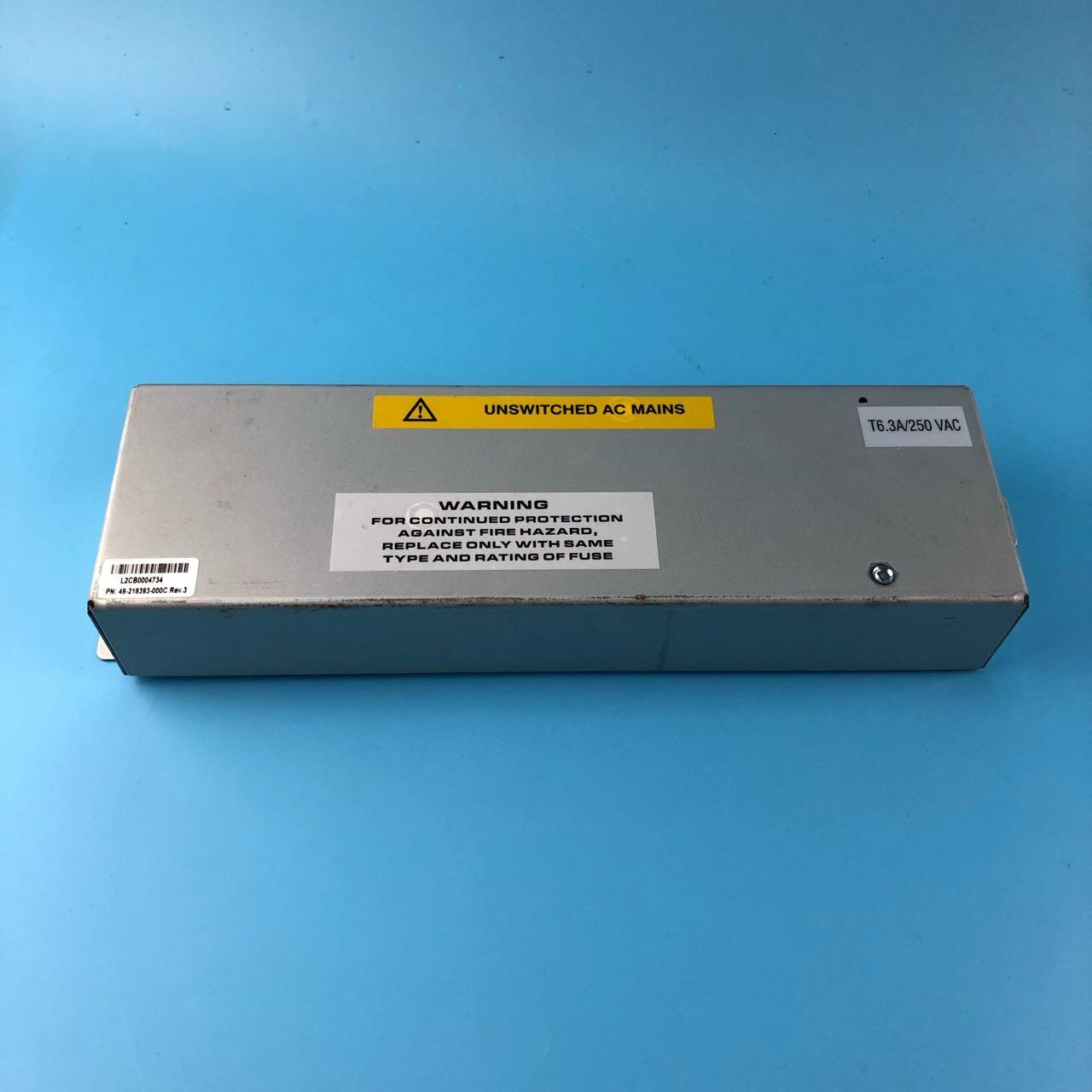 Buy cheap ATM Machine ATM parts Diebold Opteva Power distribution 6.3 AMP 49218393000E 49-218393-000E from Wholesalers
