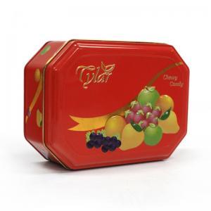 China Promotional Custom Candy Metal Tins Wholesaler factory