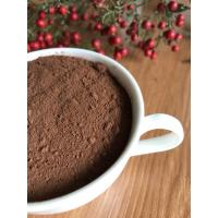 China High Fat Pure Organic Cocoa Powder With Expanding Blood Vessels Function factory