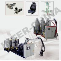 China 3-component Polyurethane High pressure machine,Foaming and pouring machine factory