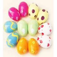 China Easter eggs holiday eggs decorative eggs plastic eggs factory