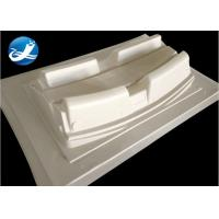 Buy cheap White Waterproof Thermoplastic Vacuum Forming Things Made By Vacuum Forming from Wholesalers