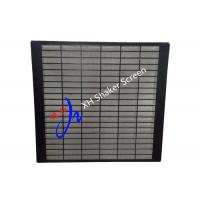 Buy cheap SS 304 MD-3 Composite Shaker Screen For Solid Control , Oil Drilling Vibrating Screen from Wholesalers