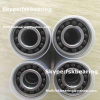 Buy cheap Full Complement 6001 Hybrid Ceramic Ball Bearings Stainless Steel Rings Si3N4 Balls from Wholesalers