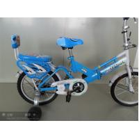 Buy cheap Good quality 16'inch folding kids bike with alloy frame from foldable bicycle from wholesalers