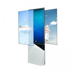 "China Android 5.1 OS 55"" 450cd/㎡ 1920*1080P LCD Digital Signage factory"