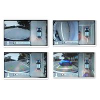 Buy cheap 2D HD camera surround view parking system, bird view image, 180 degree wide angle from Wholesalers