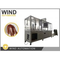 Buy cheap Aircraft areo flat wire hairpin forming shape the generator conductor wire bending machine WIND-AWF from Wholesalers