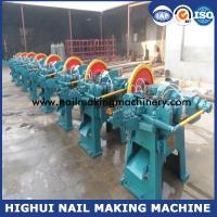 China Z94-1c High speed low noise common nail making machine made in China factory