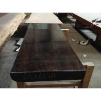 Buy cheap PU lacquered wenge table top to UK market! from Wholesalers