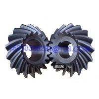 Buy cheap Metallurgy Machined Helical Bevel Gears of Reduction Box / Gear Reducer from Wholesalers