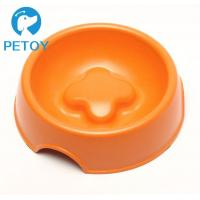 Buy cheap Degradable Bamboo Pet Bowl Commercial Slow Eating Dog Bowl BSCI Approved from wholesalers