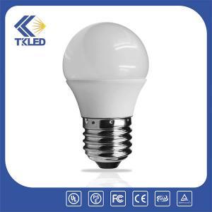 China E27 3.5 Watt G45 Led Globe Bulbs 2835 Epistar Dimmable on sale