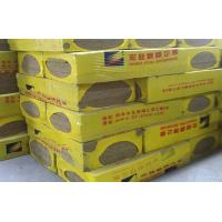 Buy cheap 30mm Flame Resistant Wool Rock Insulation For Walls And Ceilings from Wholesalers