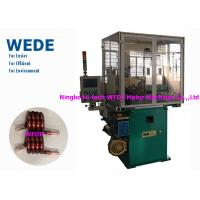 Buy cheap Max 4mm Round Wire Coil Winding Machine With 3 Axis Servo Motor Flat Wire from Wholesalers