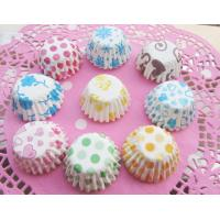 China Greaseproof paper cake cup Paper baking cups muffin cases cake tray molds paper cup cake factory