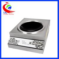 China 5000W Commercial Single Induction Cooker Concave Stove For Restaurant factory