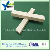 China wear resistant alumina lining tile for mining, cement,chemical,steel works and power plants factory