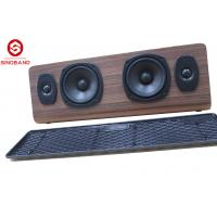 China Home Theater Wooden Bluetooth Speaker , High End Bluetooth 4.0 Speaker on sale