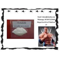 Buy cheap White Crystalline Powder Sex Enhancement White Crystalline Powder Tadalafil CAS 171596-29-5 from Wholesalers