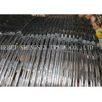 Buy cheap BTO - 22 Galvanized Concertina Razor Wire For Hight Security Fence / Garden from Wholesalers