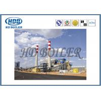 Thermal Power Plant CFB Boiler , Hot Water Heater Boiler 130t/h High Efficiency