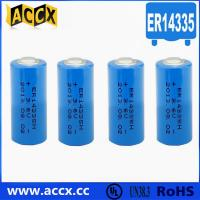 China ER14335 3.6V 1650mAh first & primary battery with long self life more than 10 years factory