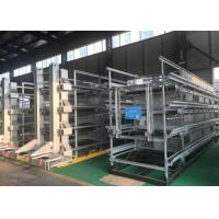 China High Tech Automatic Broiler Feeding System Increase Survival Rate ISO9001 Certification factory