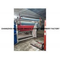 China High Performance Textile Inspection Machine , Fabric Rolling Machine 3.5KW factory