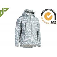 Buy cheap Military Style ACU Tactical Fleece Jacket , Law Enforcement Jackets Spandex Material from Wholesalers
