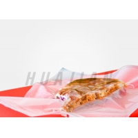 China Food Plastic 0.16mm Vacuum Seal Food Bags For Ham Sausage Meat factory