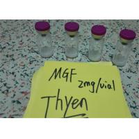 Buy cheap 99.17% Weight Loss Anabolic Steroids MGF For Bodybuilding 2mg/Vial from Wholesalers