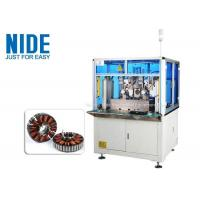China Automatic Blower Motor Coil Winding Machine BLDC Armature Rotor 120 Rpm Efficiency on sale