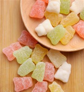 China Multi Flavor Gummy Bear Vitamins , Vegan Vitamin C Gummies For Aldults on sale
