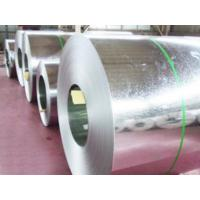 Buy cheap Polished Galvalume Steel Coil , DX51D Hot Dipped Galvanized Coil For Roofing from Wholesalers