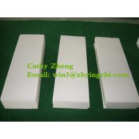 China High hardness industrial alumina ceramic brick by Chinese manufacturer factory