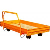 Buy cheap Railway Material Transferring Trolley/Truck/Pallet Truck(WY-1000) from wholesalers