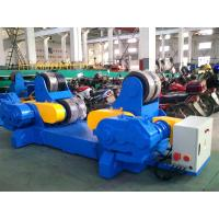 Buy cheap CE Rubber Automatic Pipe Rotators for Welding 47 - 255 Inches Diameter Pipe from wholesalers