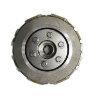 China BAJAJ 150 Motorcycle Spare Parts / Clutch Assy ISO9001 Approved on sale